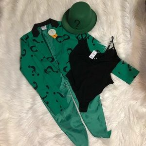 Riddlers costume
